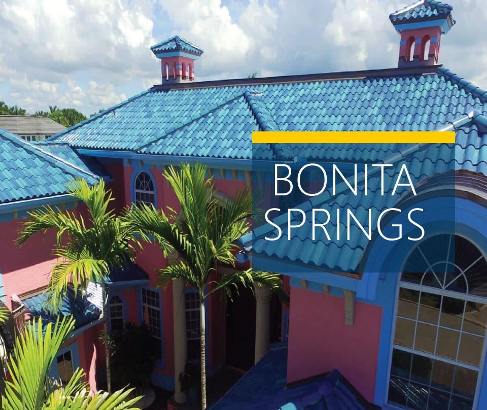 Roof Repair Bonita Springs