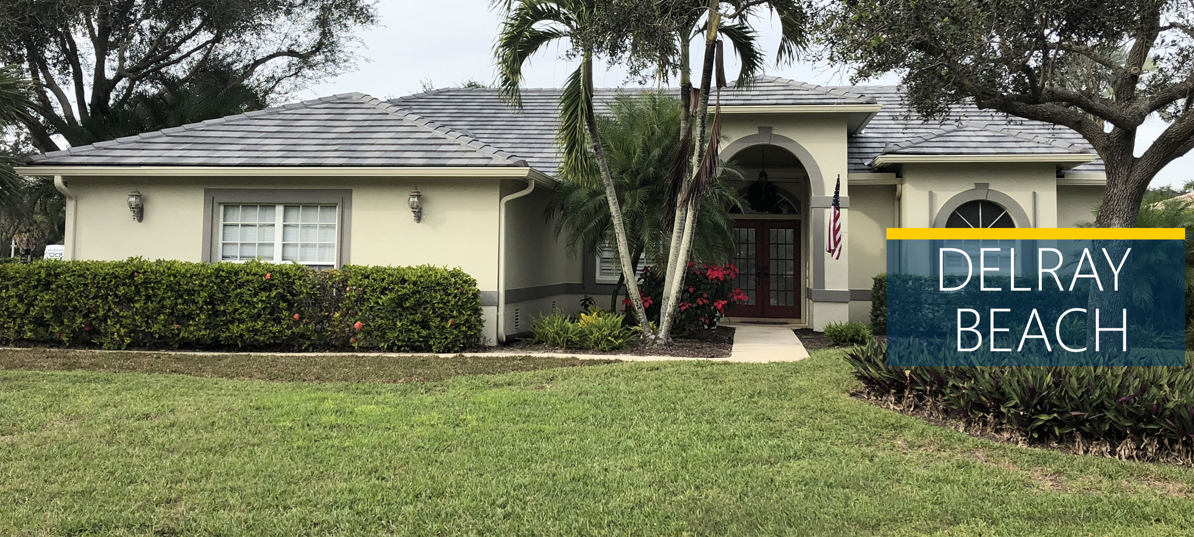 Roof Repair Delray Beach