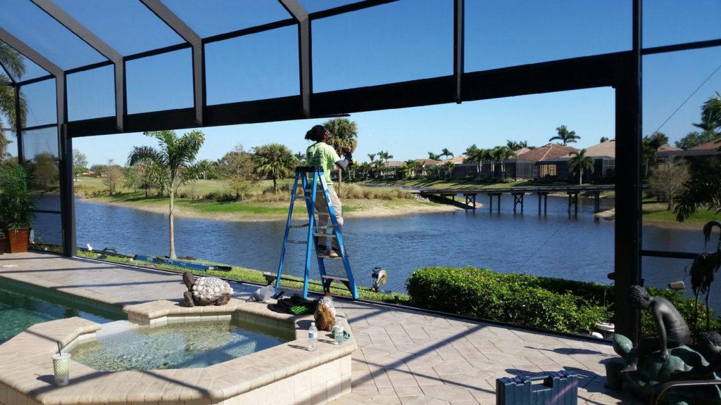 Pool-Cage-Repair-Pool-Cage-Installation-Naples-FL