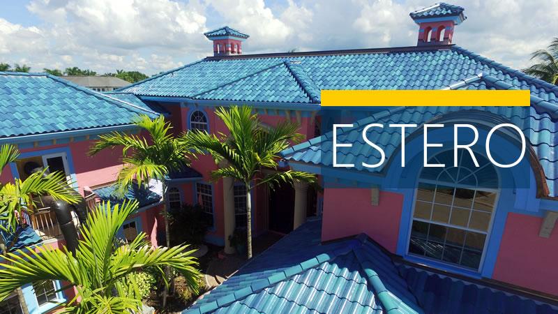 Roof Repair Estero