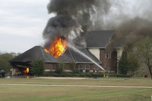 Measures to Reduce the Risk of Fire Damage to the Roof