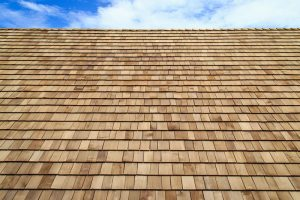 Wood Shake Roofing